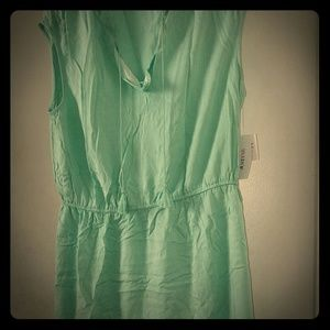 Pastel green dress perfect for Easter xl